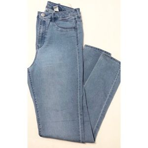 H&M Super Skinny High Waist Jeggings Denim Jeans